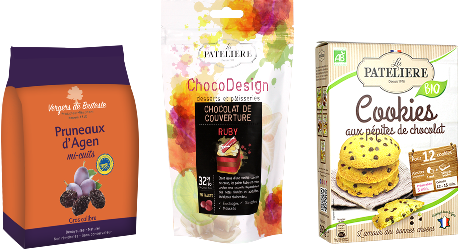 Packaging et identité visuelle